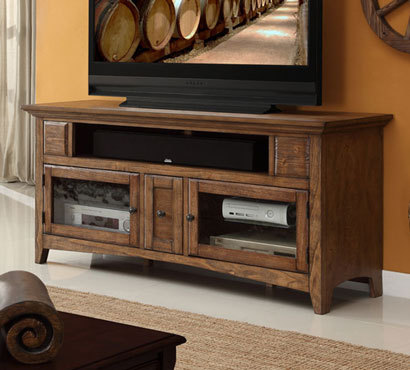Legends Furniture Vineyard 62 Media Console Bailey S Discount Center