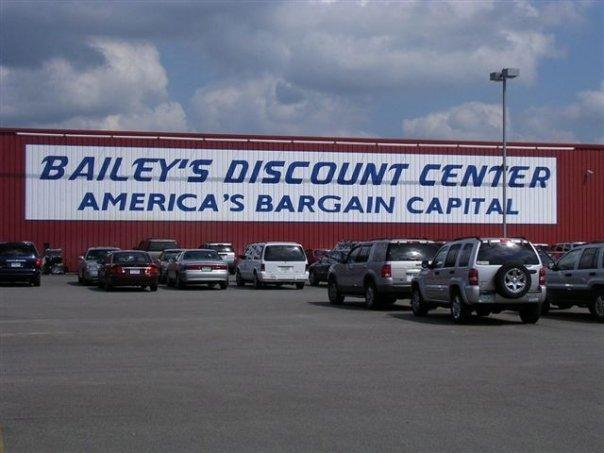 Photo Gallery Bailey S Discount Center